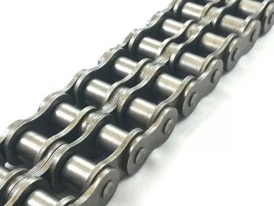 Двухрядная приводная цепь