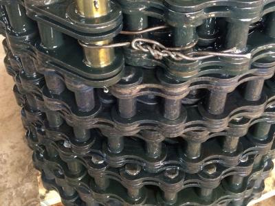 Грузовая пластинчатая цепь в укаковке